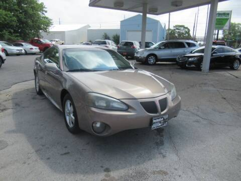 2006 Pontiac Grand Prix for sale at Perfection Auto Detailing & Wheels in Bloomington IL