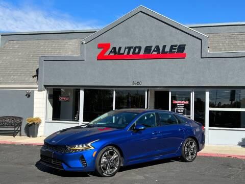 2021 Kia K5 for sale at Z Auto Sales in Boise ID