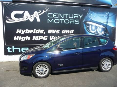 2016 Ford C-MAX Energi for sale at CENTURY MOTORS in Fresno CA