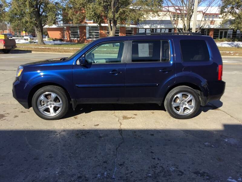 2013 Honda Pilot for sale at Mulder Auto Tire and Lube in Orange City IA