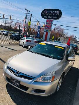2006 Honda Accord for sale at i3Motors in Baltimore MD