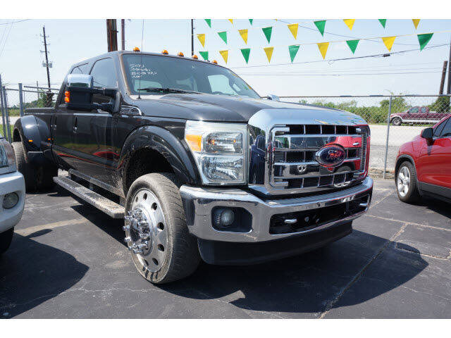 2011 Ford F-350 Super Duty for sale at Maroney Auto Sales in Humble TX