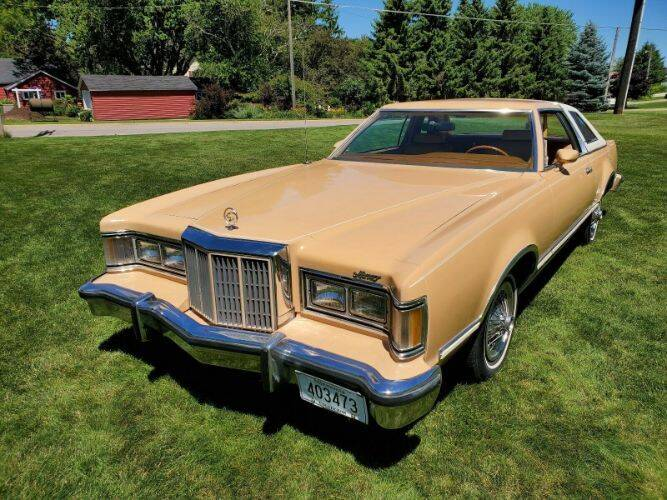 1979 Mercury Cougar for sale in Cadillac, MI