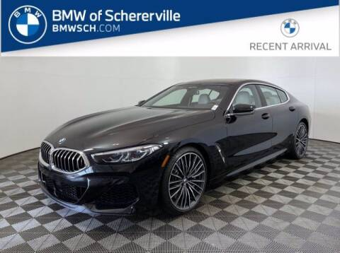 2021 BMW 8 Series for sale at BMW of Schererville in Shererville IN