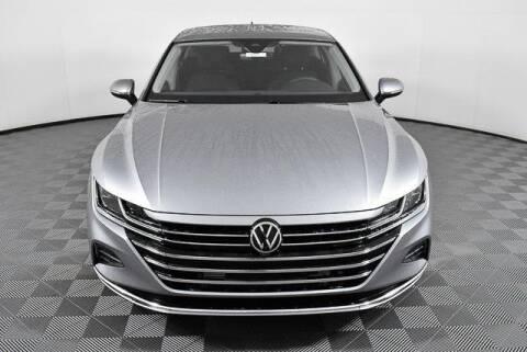 2021 Volkswagen Arteon for sale at CU Carfinders in Norcross GA