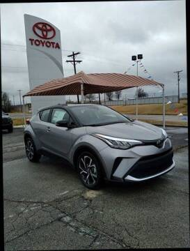 2020 Toyota C-HR for sale at Quality Toyota - NEW in Independence MO