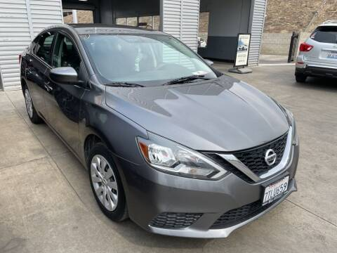 2016 Nissan Sentra for sale at Nissan of Bakersfield in Bakersfield CA