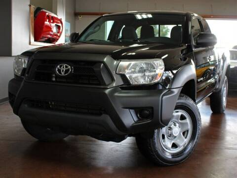 2013 Toyota Tacoma for sale at Motion Auto Sport in North Canton OH