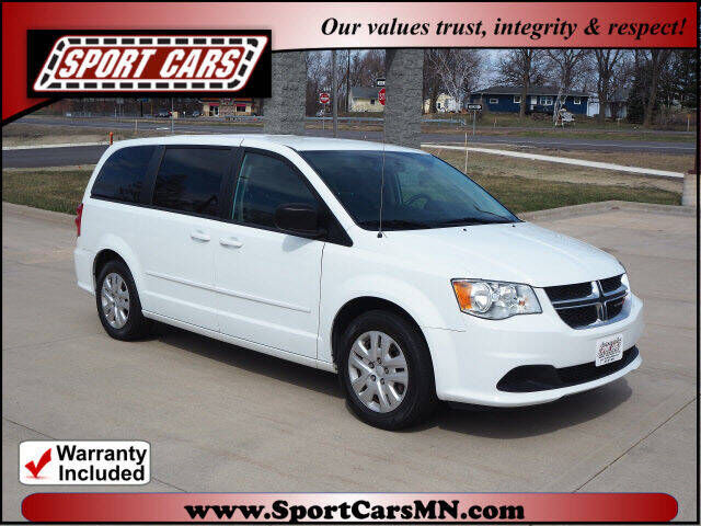 2017 Dodge Grand Caravan for sale at SPORT CARS in Norwood MN