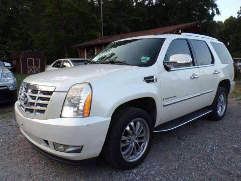 2007 Cadillac Escalade for sale at Select Cars Of Thornburg in Fredericksburg VA