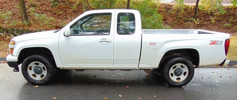 2012 Chevrolet Colorado 4x4 Work Truck 4dr Extended Cab - Waterbury CT