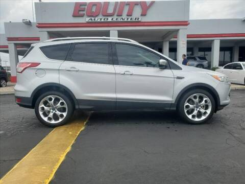 2013 Ford Escape for sale at EQUITY AUTO CENTER in Phoenix AZ