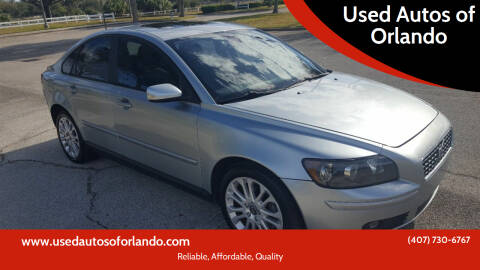 2006 Volvo S40 for sale at Used Autos of Orlando in Orlando FL