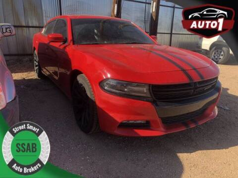 2015 Dodge Charger for sale at Street Smart Auto Brokers in Colorado Springs CO