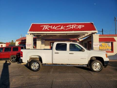 2013 GMC Sierra 2500HD for sale at TRUCK STOP INC in Tucson AZ