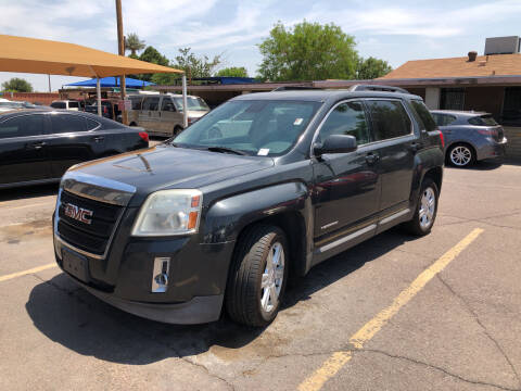 2014 GMC Terrain for sale at Valley Auto Center in Phoenix AZ