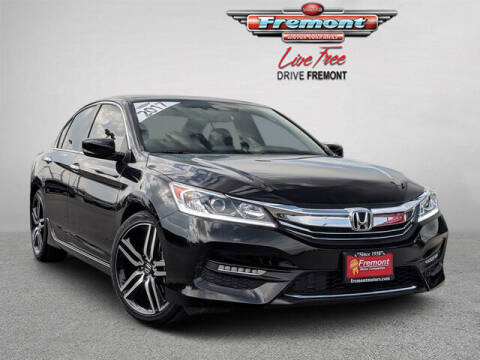 2017 Honda Accord for sale at Rocky Mountain Commercial Trucks in Casper WY