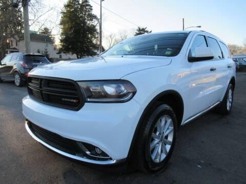 2015 Dodge Durango for sale at PRESTIGE IMPORT AUTO SALES in Morrisville PA