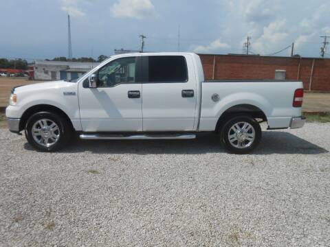 2008 Ford F-150 for sale at RANDY'S AUTO SALES in Oakdale LA