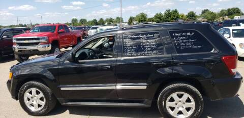2010 Jeep Grand Cherokee for sale at Xtreme Motors Plus Inc in Ashley OH