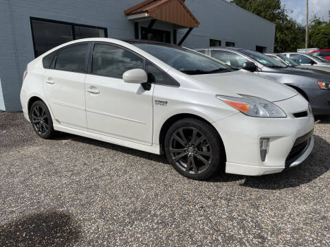 2012 Toyota Prius for sale at Ron's Used Cars in Sumter SC