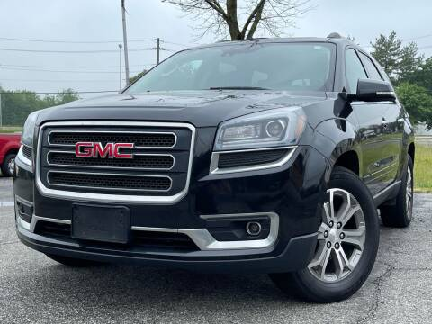 2015 GMC Acadia for sale at MAGIC AUTO SALES in Little Ferry NJ