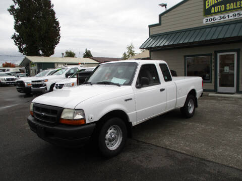 2000 Ford Ranger for sale at Emerald City Auto Inc in Seattle WA