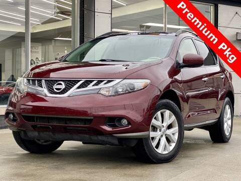 2012 Nissan Murano for sale at Carmel Motors in Indianapolis IN