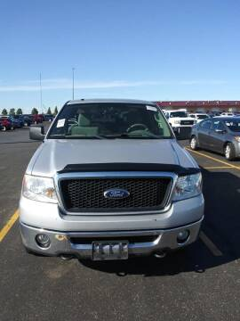 2007 Ford F-150 for sale at WB Auto Sales LLC in Barnum MN