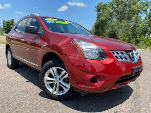 2015 Nissan Rogue Select for sale at UNITED Automotive in Denver CO