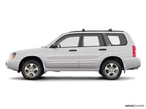 2003 Subaru Forester for sale at CHAPARRAL USED CARS in Piney Flats TN