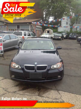 2006 BMW 3 Series for sale at Rallye  Motors inc. in Newark NJ