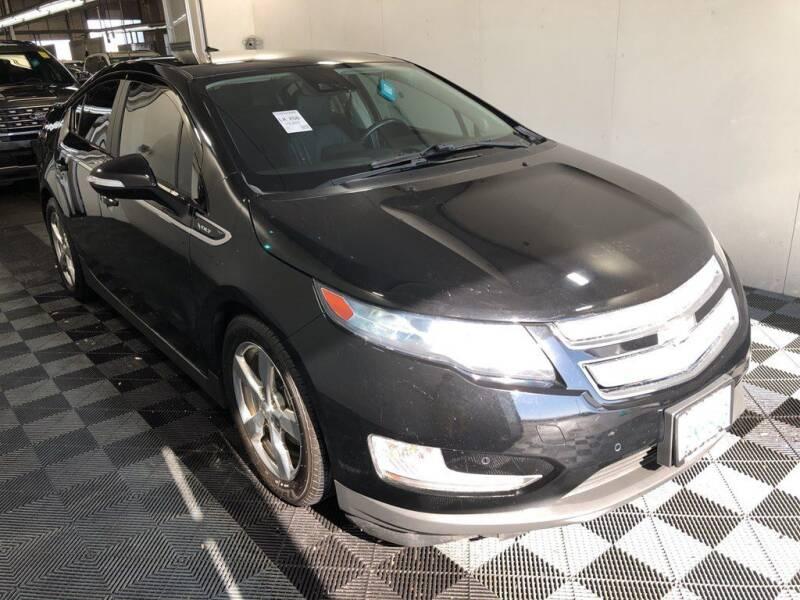 2014 Chevrolet Volt for sale at CENTURY MOTORS in Fresno CA
