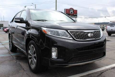 2015 Kia Sorento for sale at B & B Car Co Inc. in Clinton Twp MI