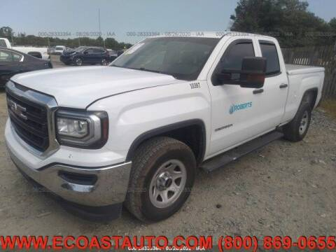 2017 GMC Sierra 1500 for sale at East Coast Auto Source Inc. in Bedford VA