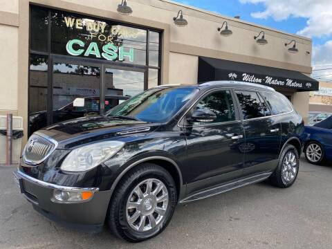 2012 Buick Enclave for sale at Wilson-Maturo Motors in New Haven CT