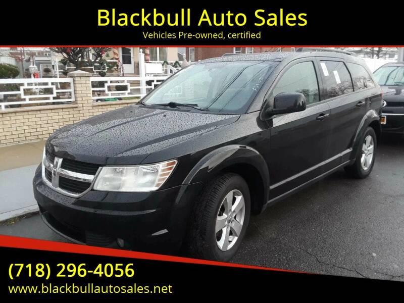 2010 Dodge Journey for sale at Blackbull Auto Sales in Ozone Park NY