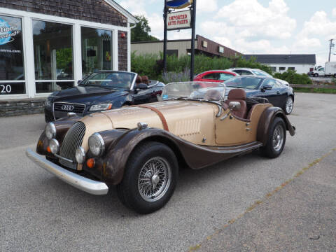 1972 Morgan Roadster