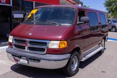1998 Dodge Ram Van for sale at Phantom Motors in Livermore CA