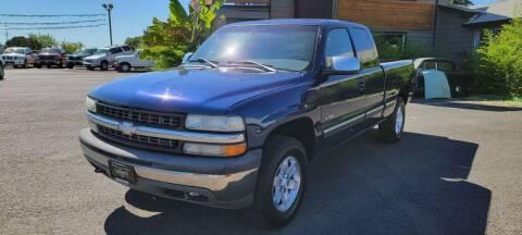 2000 Chevrolet Silverado 1500 for sale at Persian Motors in Cornelius OR