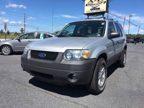2006 Ford Escape for sale at A & D Auto Group LLC in Carlisle PA
