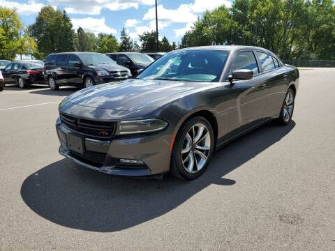 2016 Dodge Charger for sale at Ace Auto in Jordan MN