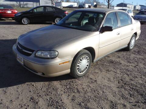2003 Chevrolet Malibu for sale at Car Corner in Sioux Falls SD