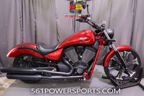 2016 Victory Vegas 8-Ball for sale at Powersports of Palm Beach in Hollywood FL