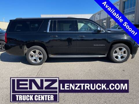2015 Chevrolet Suburban for sale at Lenz Auto - Coming Soon in Fond Du Lac WI