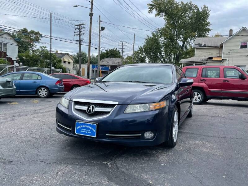 2008 Acura TL for sale at Union Motor Cars Inc in Cleveland OH