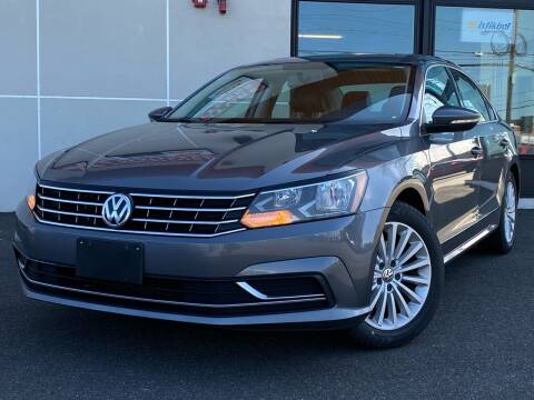 2016 Volkswagen Passat for sale at MAGIC AUTO SALES in Little Ferry NJ