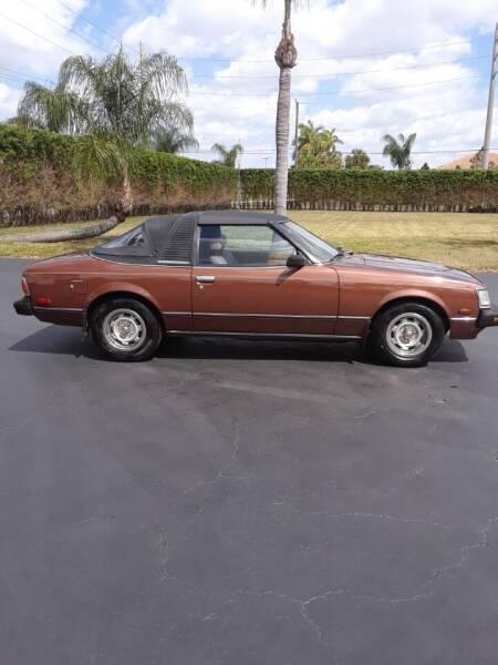 1980 Toyota Celica for sale in Lake Worth, FL