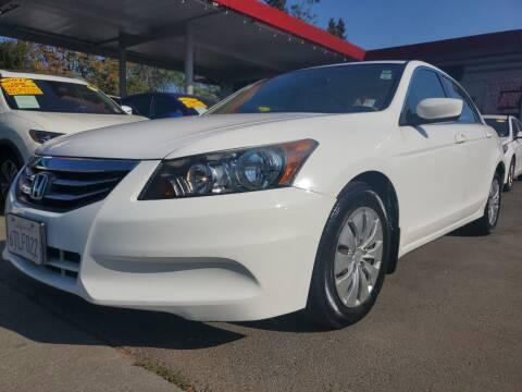2011 Honda Accord for sale at ALL CREDIT AUTO SALES in San Jose CA