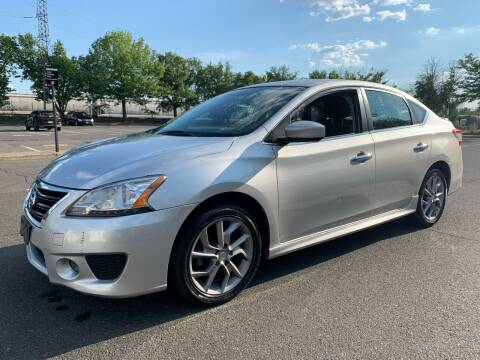 2014 Nissan Sentra for sale at Bluesky Auto in Bound Brook NJ